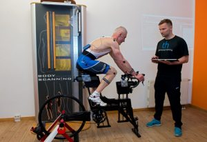Bikefitting mit Bodyscanning